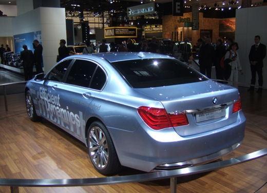 BMW Serie 7: immagini dal Salone dell'Auto di Parigi 2008 - Foto 12 di 15