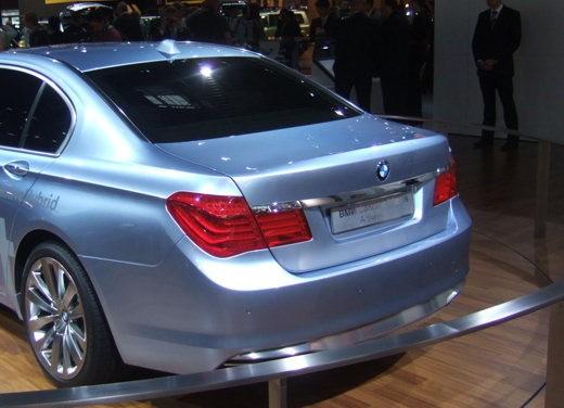 BMW Serie 7: immagini dal Salone dell'Auto di Parigi 2008 - Foto 15 di 15