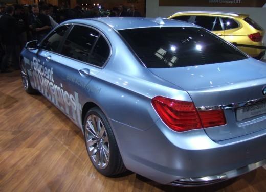 BMW Serie 7: immagini dal Salone dell'Auto di Parigi 2008 - Foto 6 di 15