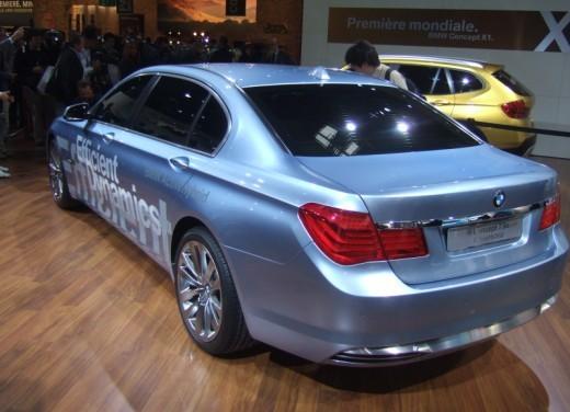 BMW Serie 7: immagini dal Salone dell'Auto di Parigi 2008 - Foto 7 di 15