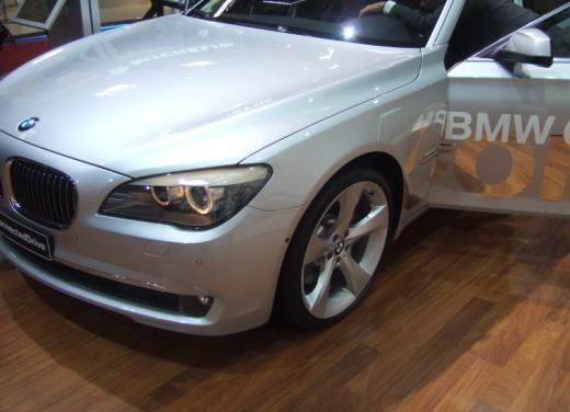 BMW Serie 7: immagini dal Salone dell'Auto di Parigi 2008 - Foto 8 di 15
