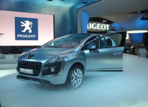 Peugeot 3008  – Parigi 2008