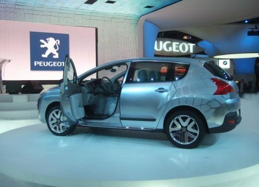 Peugeot 3008  – Parigi 2008 - Foto 10 di 15
