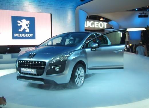 Peugeot 3008  – Parigi 2008 - Foto 13 di 15