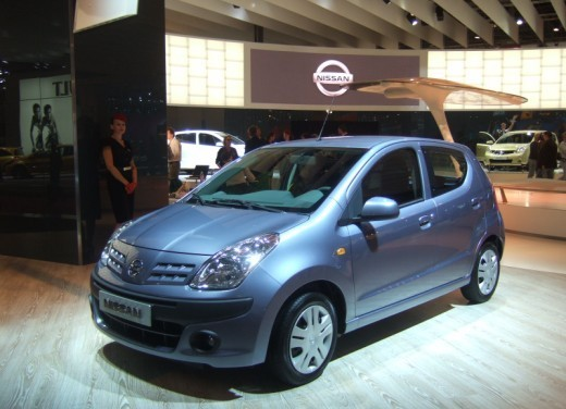 Nuova Nissan Pixo  – Parigi 2008 - Foto 5 di 15
