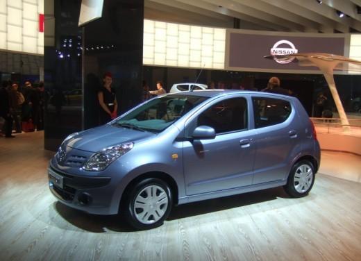 Nuova Nissan Pixo  – Parigi 2008 - Foto 6 di 15