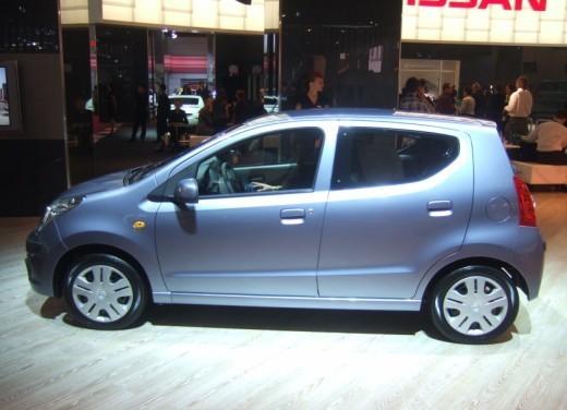 Nuova Nissan Pixo  – Parigi 2008 - Foto 7 di 15