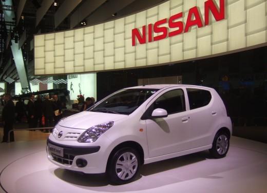 Nuova Nissan Pixo  – Parigi 2008 - Foto 14 di 15