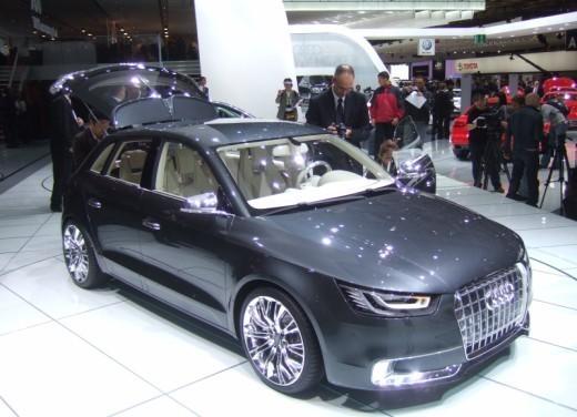 Audi A1 Sportback è la versione 5 porte della Audi A1 finora disponibile solo a 3 porte