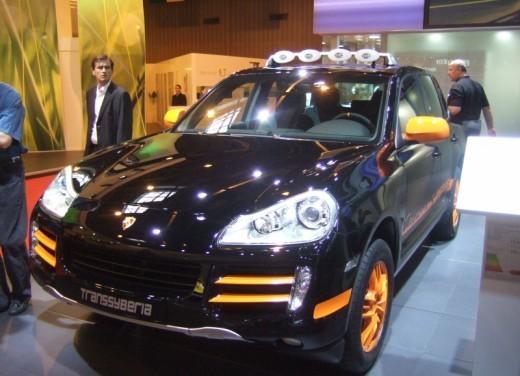 Nuova Porsche Cayenne S Transsyberia - Foto 2 di 14