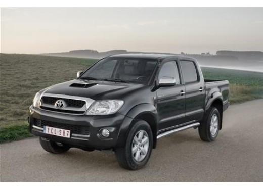 Nuova Toyota Hilux 2009