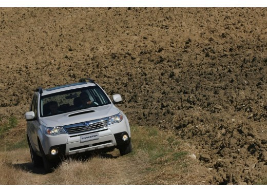 Subaru Forester 2.0D - Test Drive