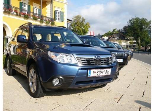 Subaru Forester 2.0D – Test Drive - Foto 9 di 12