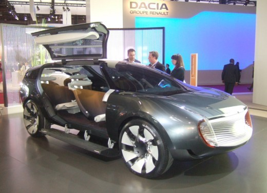 Renault Ondelios Concept - Foto 2 di 31