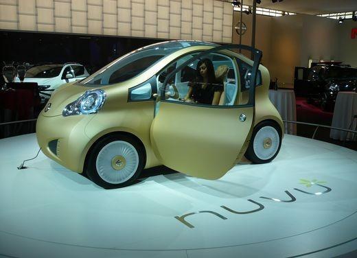 Nissan Nuvu - Foto 30 di 31