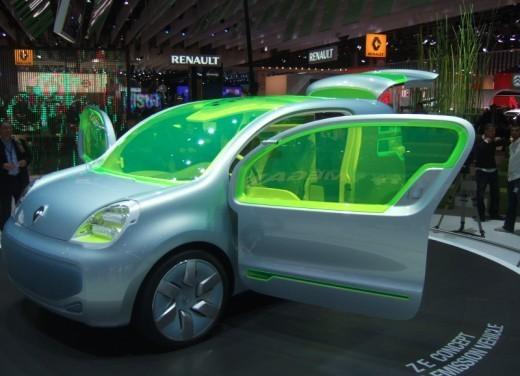 Renault Z.E Concept - Foto 7 di 8