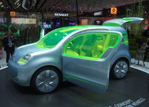 Renault Z.E Concept - Foto 8 di 8