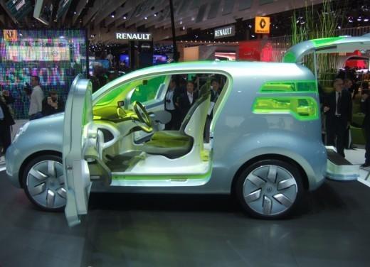 Renault Z.E Concept - Foto 2 di 8