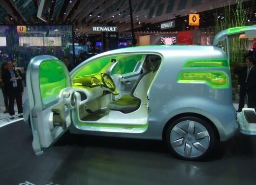 Renault Z.E Concept - Foto 3 di 8