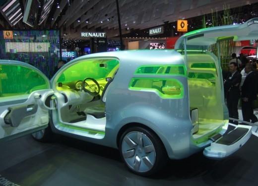Renault Z.E Concept - Foto 4 di 8