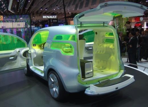Renault Z.E Concept - Foto 5 di 8
