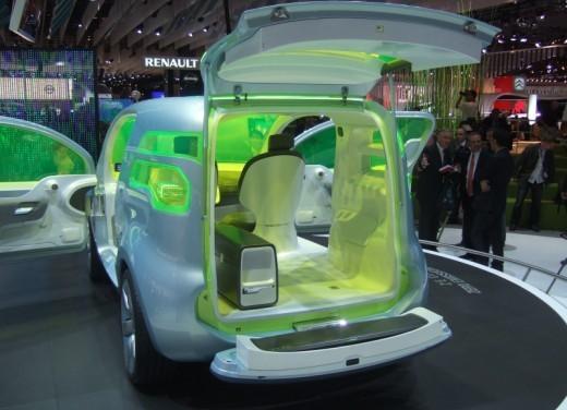 Renault Z.E Concept - Foto 6 di 8