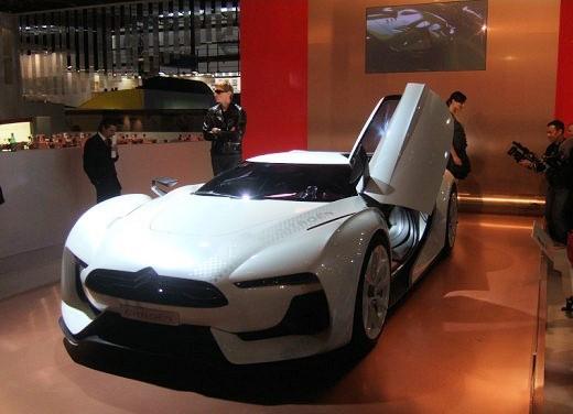 Citroen GT Concept - Foto 2 di 7