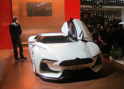 Citroen GT Concept - Foto 3 di 7