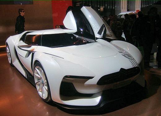 Citroen GT Concept - Foto 4 di 7