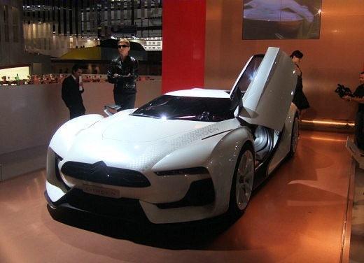 Citroen GT Concept - Foto 6 di 7