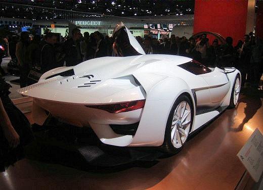 Citroen GT Concept - Foto 7 di 7