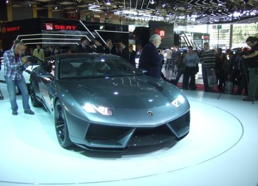 Lamborghini Estoque Parigi 2008 - Foto 15 di 29