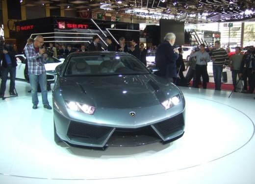 Lamborghini Estoque Parigi 2008 - Foto 16 di 29