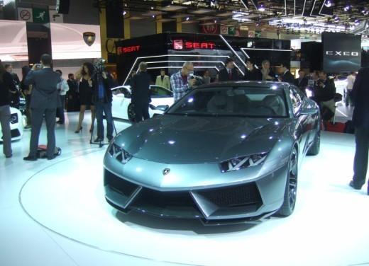 Lamborghini Estoque Parigi 2008 - Foto 17 di 29