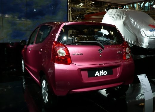 Suzuki Alto – Test Drive - Foto 16 di 18