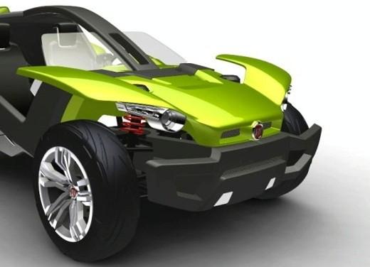 Fiat Bugster Concept - Foto 4 di 4