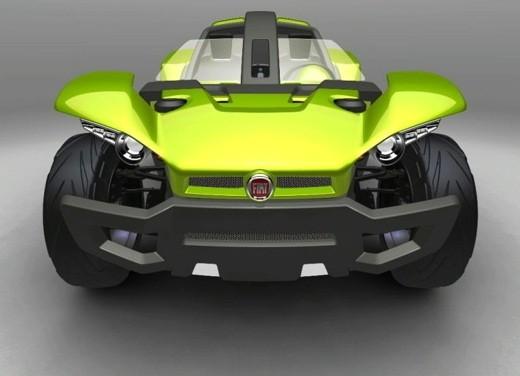 Fiat Bugster Concept - Foto 3 di 4