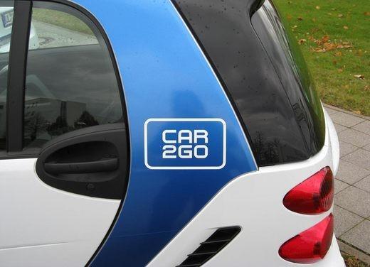 Daimler Smart Car2Go