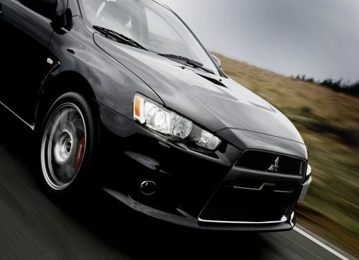 Mitsubishi Lancer Evolution – Test Drive