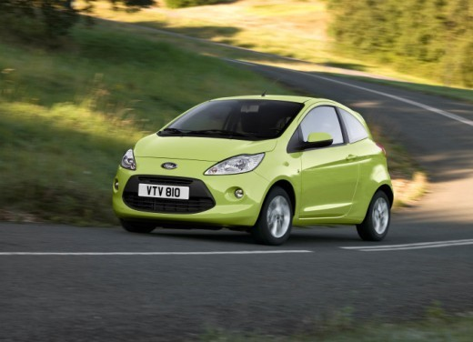 Nuova Ford Ka – Long Test Drive per la brillante citycar Ford