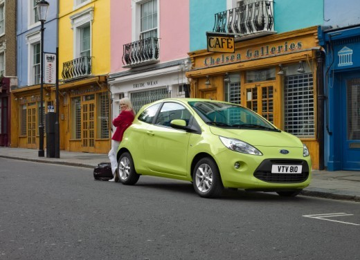 Nuova Ford Ka – Long Test Drive per la brillante citycar Ford - Foto 22 di 35
