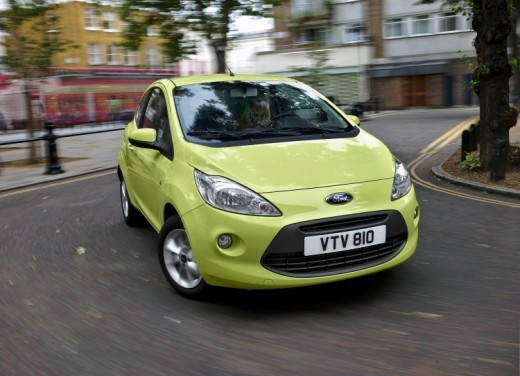 Nuova Ford Ka – Long Test Drive per la brillante citycar Ford - Foto 24 di 35