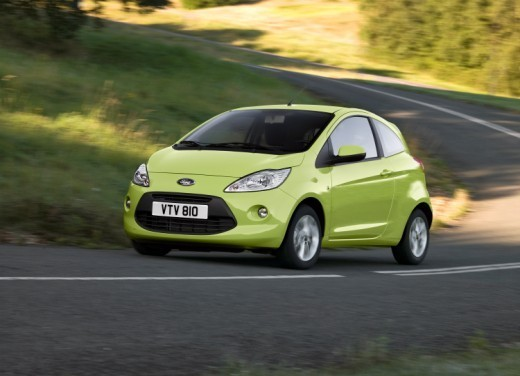 Nuova Ford Ka – Long Test Drive per la brillante citycar Ford - Foto 26 di 35