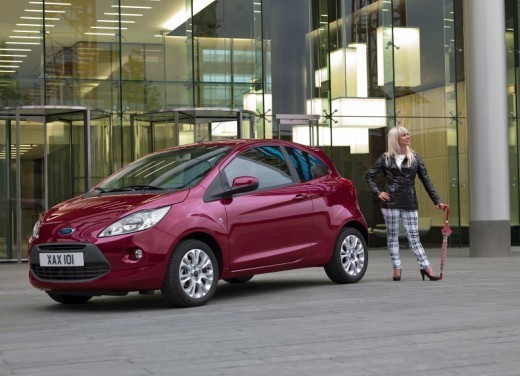 Nuova Ford Ka – Long Test Drive per la brillante citycar Ford - Foto 28 di 35