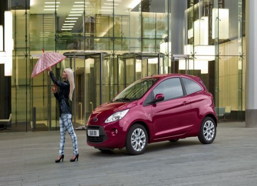 Nuova Ford Ka – Long Test Drive per la brillante citycar Ford - Foto 29 di 35