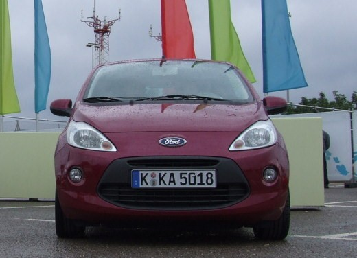 Nuova Ford Ka – Long Test Drive per la brillante citycar Ford - Foto 34 di 35