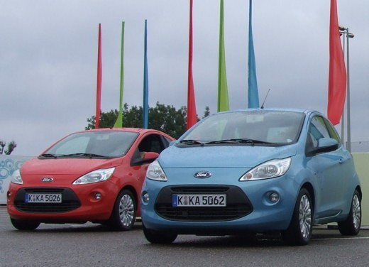 Nuova Ford Ka – Long Test Drive per la brillante citycar Ford - Foto 35 di 35