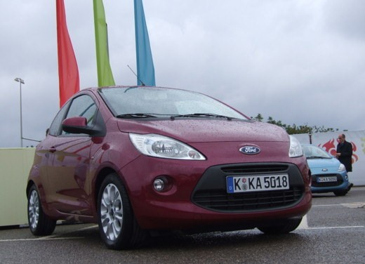 Nuova Ford Ka – Long Test Drive per la brillante citycar Ford - Foto 33 di 35