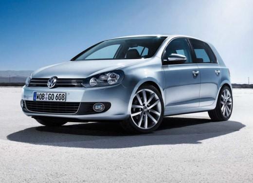 Focus ADV: Nuova Volkswagen Golf VI - Foto 2 di 21