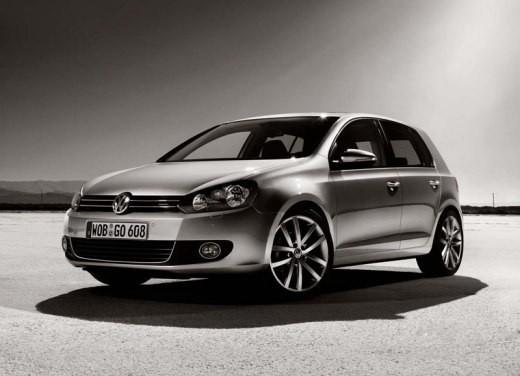 Focus ADV: Nuova Volkswagen Golf VI - Foto 5 di 21